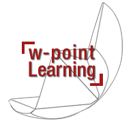 w point learning 70x70
